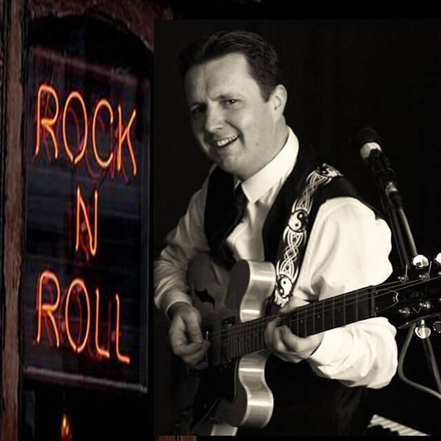 "Big Beat Entertainment - Mike Surman's Rock ""n"" Roll Show"