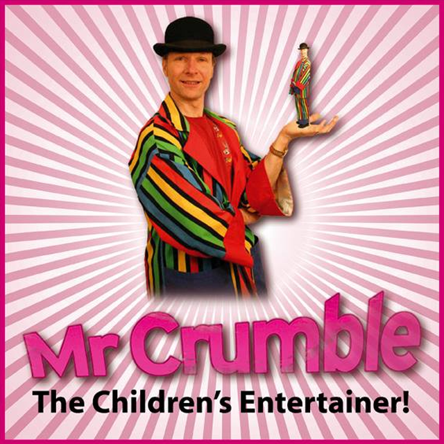 Big Beat Entertainment - Mr Crumble