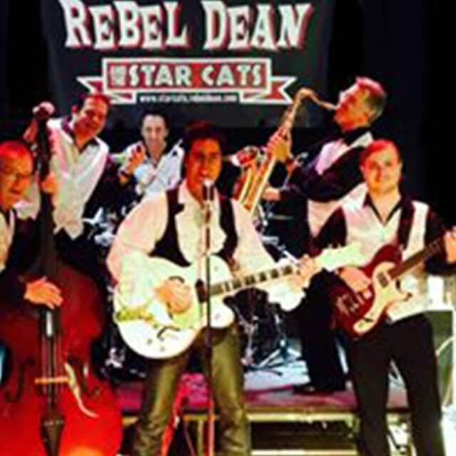 Big Beat Entertainment - Rebel Dean & The Star Cats