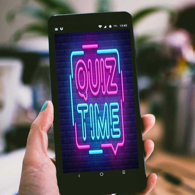 Smartphone or Speed Quizzes - Big Beat Entertainment